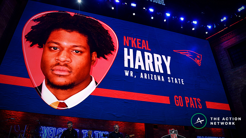Koerner: My Way-Too-Early N'Keal Harry Projections for 2019 article feature image