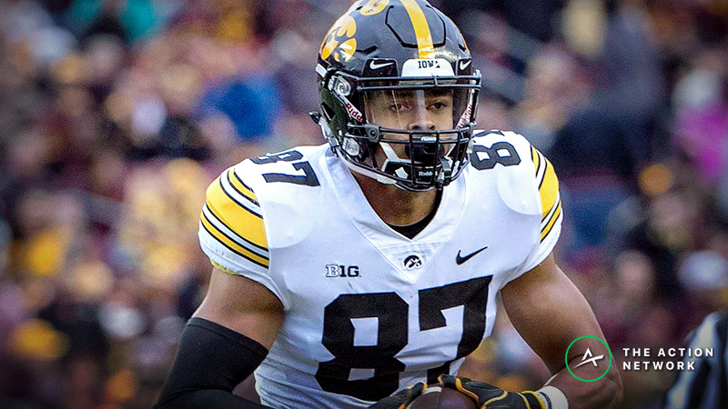 Noah Fant Fantasy Football Analysis with Broncos article feature image