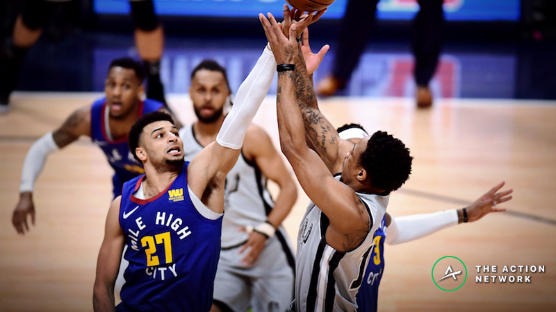 Nuggets vs. Spurs Game 2 Betting Preview: Back Denver to Even This Series? article feature image