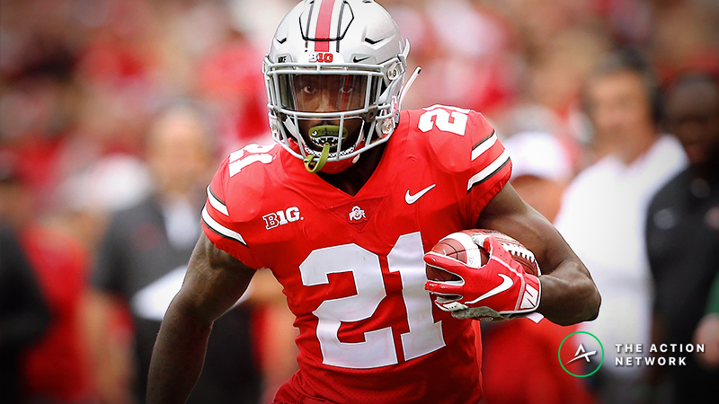 Parris Campbell Fantasy Football Analysis with Colts article feature image