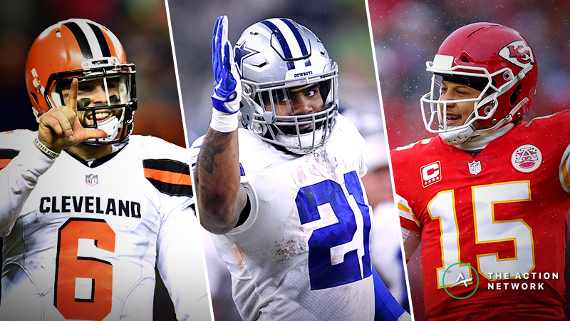 Our Projected NFL Spreads for Every 2019 Game After Schedule Release article feature image
