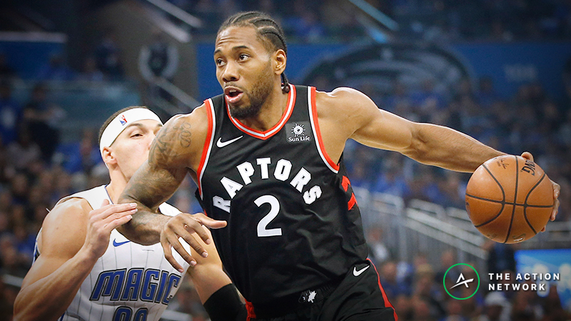 Raptors vs. Magic Game 5 Betting Preview: Will Toronto Close with a Cover? article feature image
