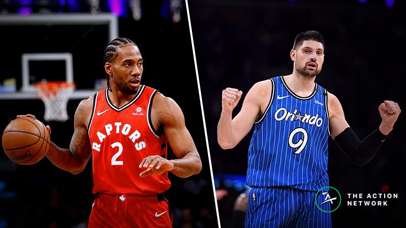 Updated Raptors vs. Magic Series Odds, Schedule article feature image