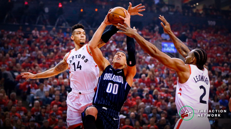 Moore: Why There's Value on the Magic's Team Total in Game 3 article feature image