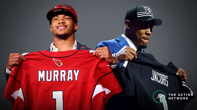 Freedman's 2019 Fantasy Football Dynasty Rookie Rankings: Your Guide to the Top 50 article feature image