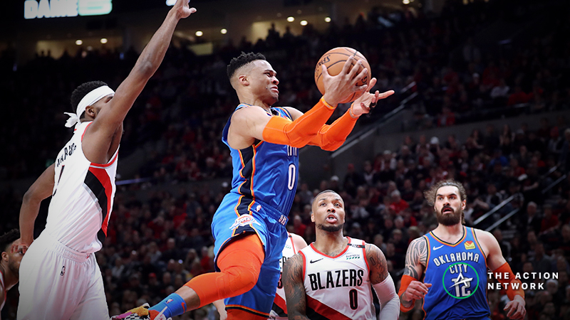 Thunder vs. Blazers Game 2 Betting Preview: Can OKC Steal ...