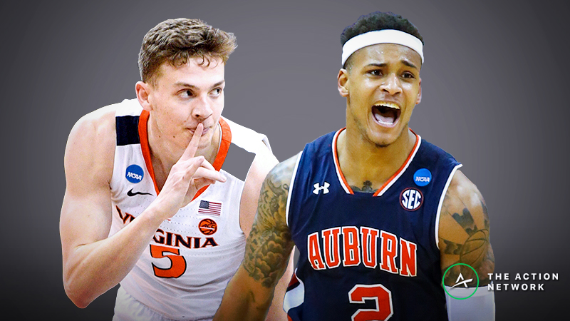 Virginia vs. Auburn Betting Guide: Which Team Plays Its Preferred Style in 2019 Final Four? article feature image