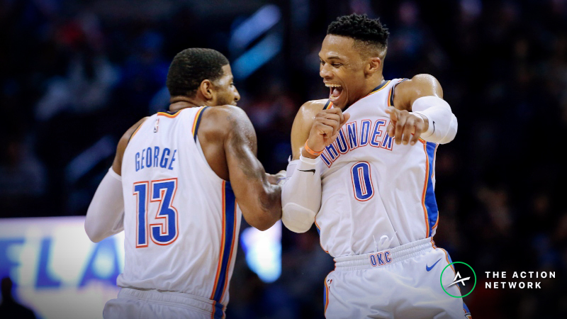 Wob, Phan, Moore and Mears: Drafting Our Favorite 2019 NBA Futures Bets article feature image