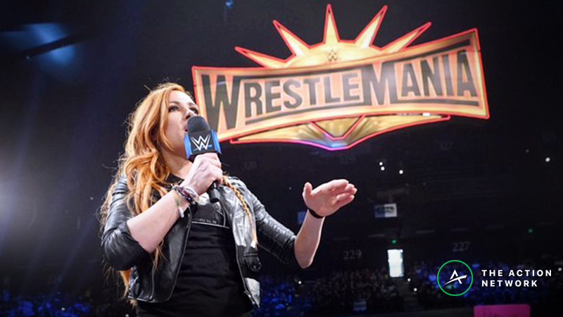Recent History Says Bet on WrestleMania 35 Sooner than Later for Best Value article feature image