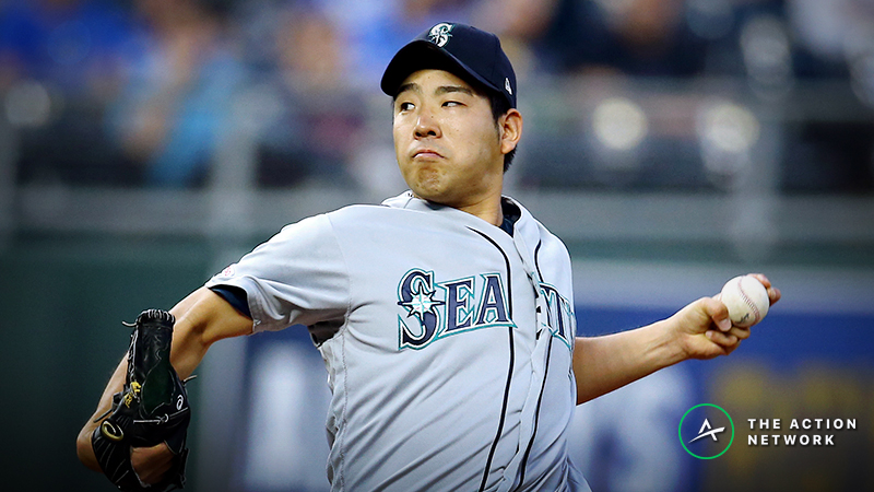 MLB Daily Betting Model, 4/15: Back Mariners to Right Ship vs. Indians? article feature image