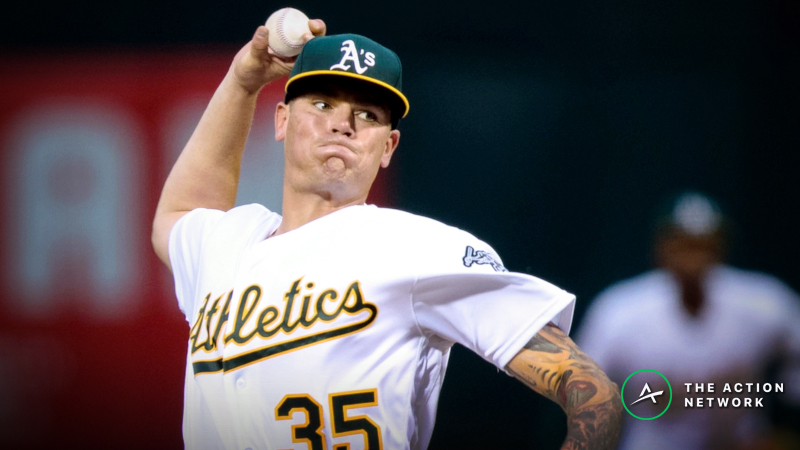 MLB Player Props: Can Aaron Brooks Dominate Red Sox Again? article feature image