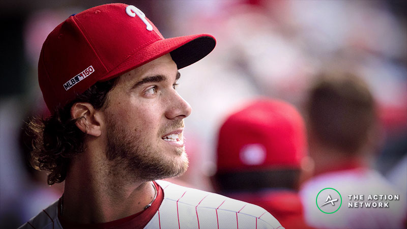 Stuckey's MLB Betting Notes: Value on Phillies-Rockies Over/Under at Coors article feature image