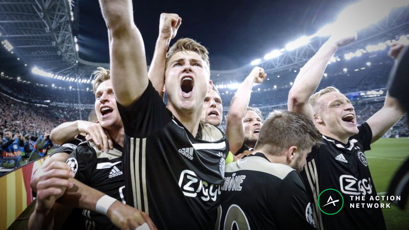 Tottenham-Ajax Champions League Semifinal Betting Preview, Odds: Smart Money on Ajax Yet Again article feature image