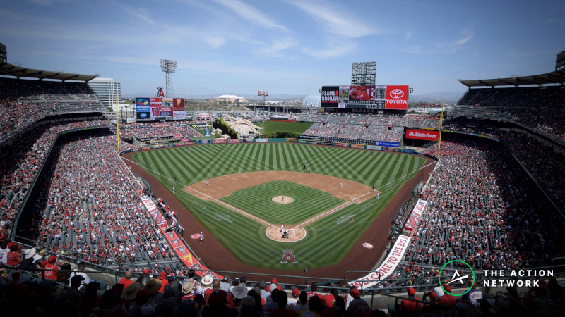 MLB Thursday Weather: Be Wary of Angelic Breezes in Anaheim article feature image