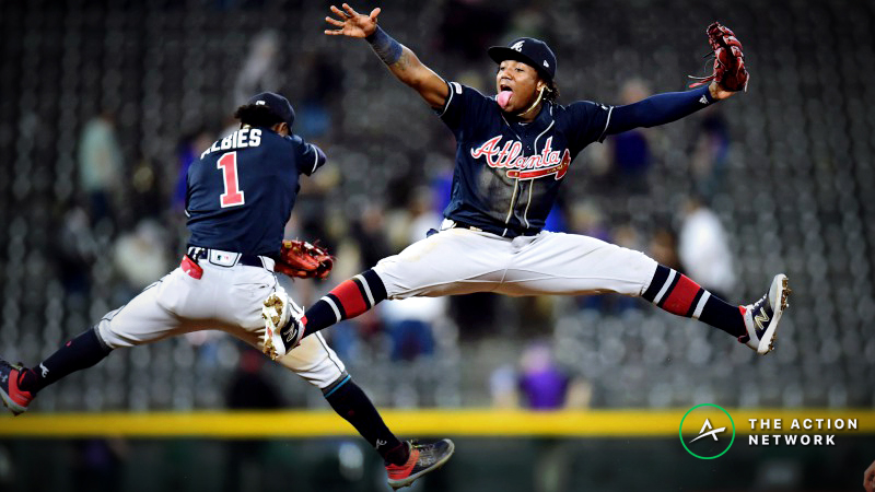 MLB Sharp Report: Pros Betting Mets-Braves, 2 Other Thursday Games article feature image