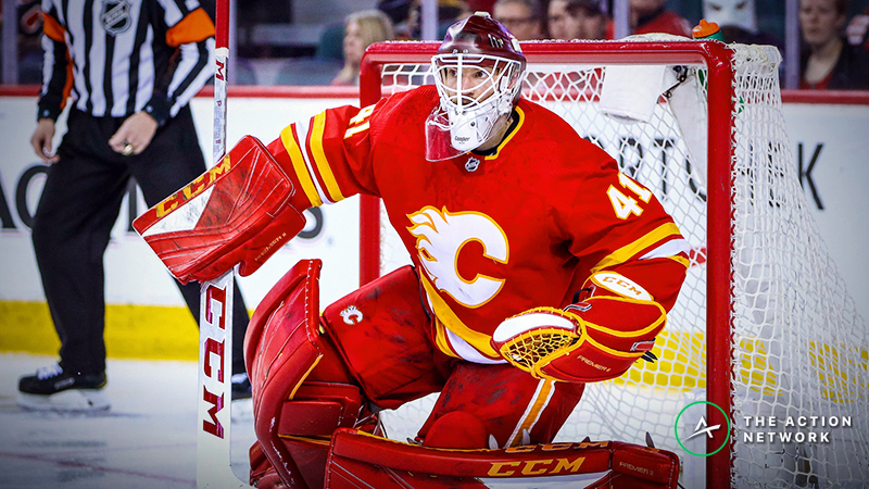 NHL Playoff Game 1 Betting Odds, Previews: Are the Flames Overvalued vs. Avalanche? article feature image