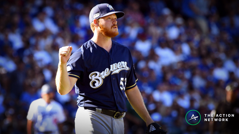 MLB Player Props: Can Woodruff Take the Angels to the Woodshed? article feature image