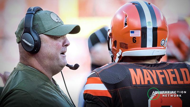 Cleveland Browns Projected for Highest Win Total Since 2007 article feature image