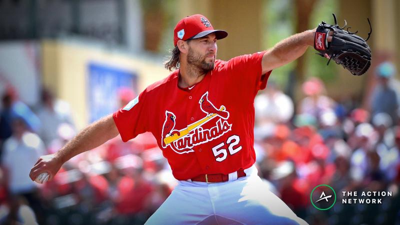 MLB Player Props: Will Michael Wacha Notch Six Strikeouts? article feature image