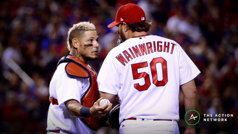 MLB Sharp Report: Pros Betting Mets-Cardinals, 2 Other Friday Games article feature image