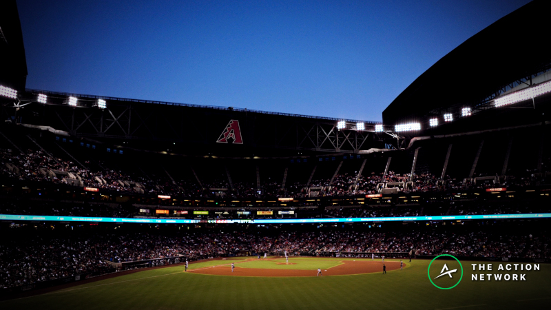 MLB Tuesday Weather: Chase-ing Overs With an Open Roof article feature image