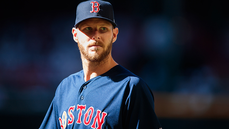 Red Sox-Blue Jays Betting Preview: Will Sale Dominate as a Big Road Favorite? article feature image