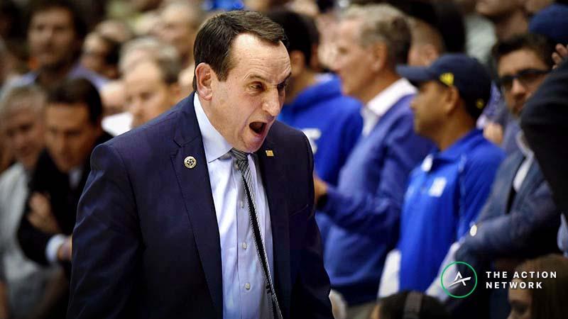 2020 College Basketball National Championship Odds: Virginia, Duke the Favorites