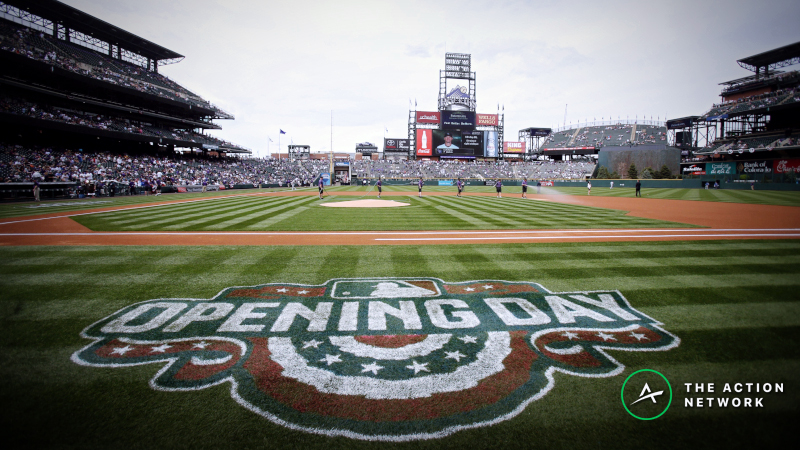 MLB Friday Weather: Coors Is Back in a Big Way article feature image