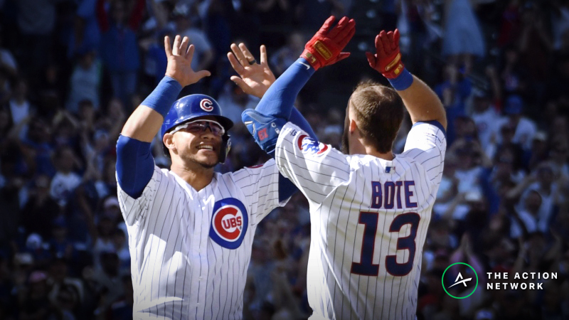 MLB Sharp Report: Pros Betting Dodgers-Cubs, 2 Other Tuesday Games article feature image