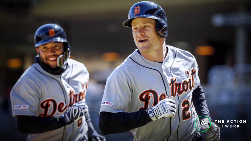 MLB Sharp Report: Pros Betting Pirates-Tigers, 3 Other Wednesday Games article feature image