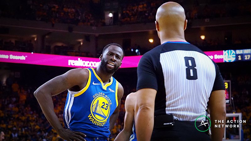 Source: NBA's Advanced Officiating Data Not Part of MGM Partnership article feature image