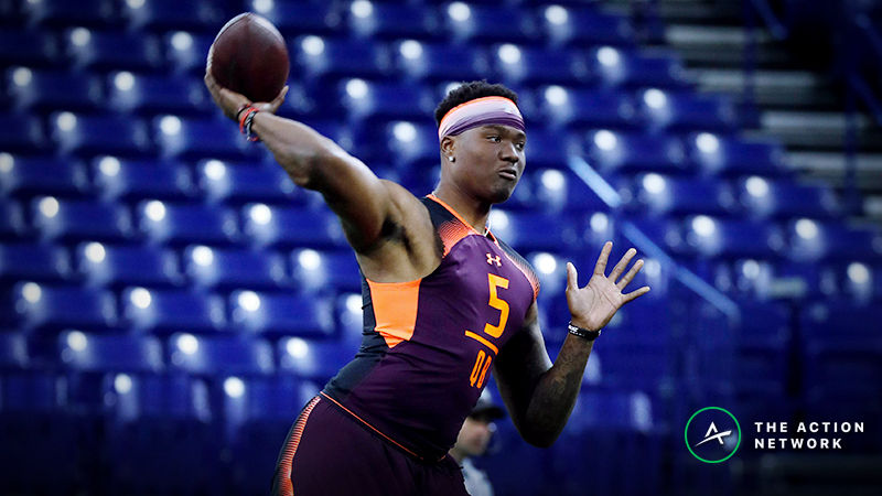 2019 NFL Draft: Best Predictor for Murray, Haskins Quarterback Success article feature image