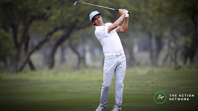 Masters Vegas Report: Bookmakers Rooting Against Rickie Fowler and Tommy Fleetwood article feature image