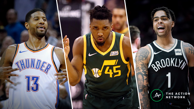 NBA Playoff Expert Picks: Our Staff's Favorite First Round Series Bets article feature image