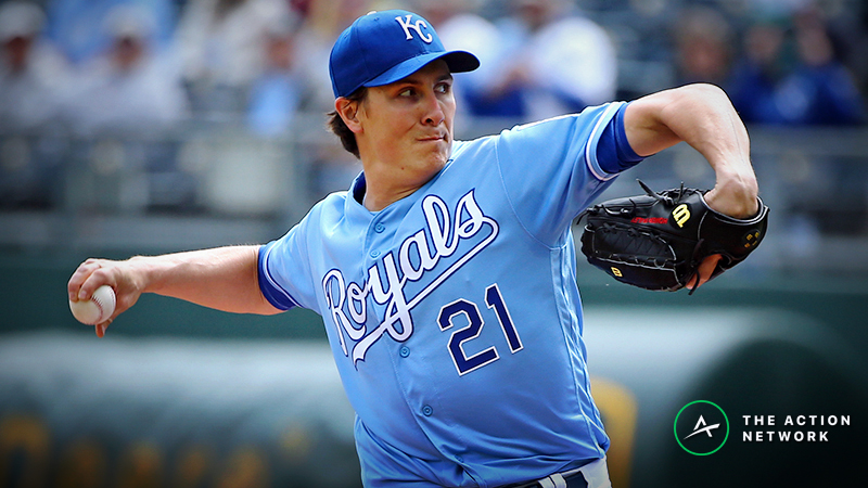MLB Daily Betting Model, 4/8: It Pays to Be a Homer article feature image