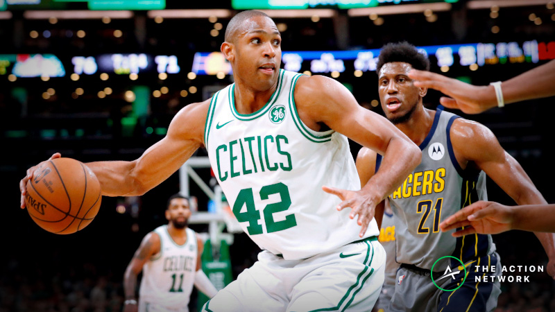 NBA Sharp Report: Celtics-Pacers Among 3 Games Drawing Pro Action article feature image