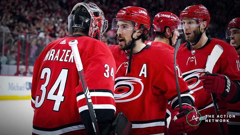 Stuckey: 3 NHL Series Wagers I'm Making Right Now article feature image