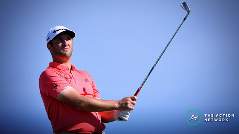 Jon Rahm 2019 Masters Betting Odds, Preview: Keep An Eye on His Outright Price article feature image