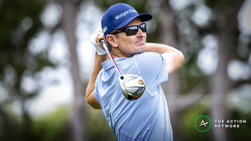 Justin Rose 2019 Masters Betting Odds, Preview: Rose Excels at Augusta article feature image