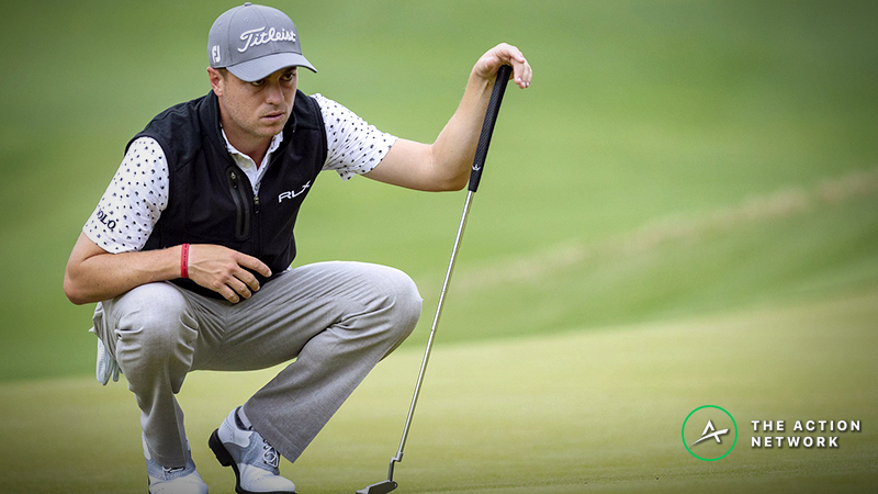 Justin Thomas 2019 Masters Betting Odds, Preview: A Trendy Pick to Win It All article feature image