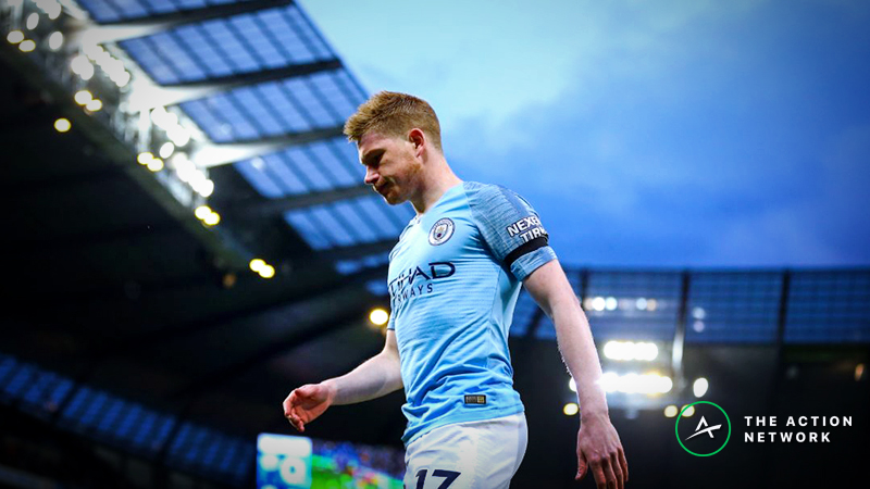 2018-19 FA Cup Semifinal Betting Odds and Preview: Manchester City on Quest for Four Trophies article feature image