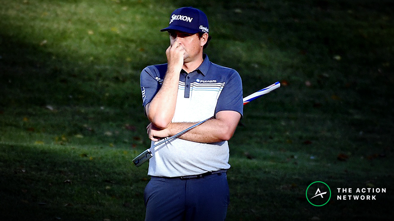 Keegan Bradley 2019 Masters Betting Odds, Preview: A Longshot in His Masters Return article feature image