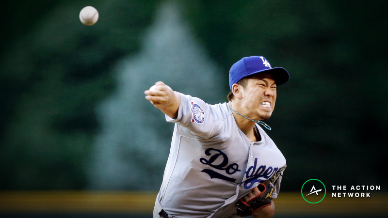 MLB Player Props: Can Kenta Maeda Punch Out Six at Coors? article feature image