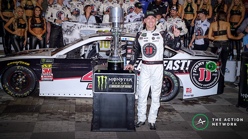 NASCAR All-Star Race: Format, Rules Need a Sports-Betting Style Overhaul article feature image