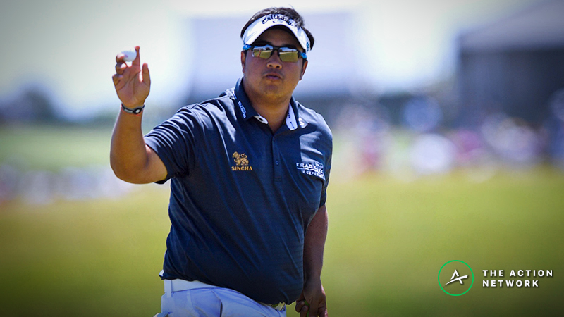Kiradech Aphibarnrat 2019 Masters Betting Odds, Preview: Past Experience Not Enough article feature image