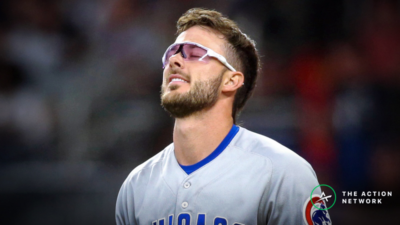 Freedman's Favorite MLB Player Prop (Apr. 5): Will Kris Bryant Find His MVP Form? article feature image