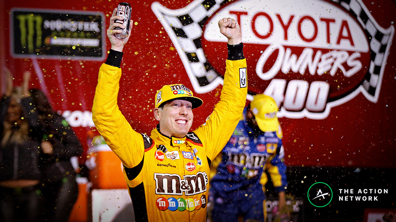 NASCAR Props Challenge Picks for Saturday's Richmond Toyota Owners 400 article feature image