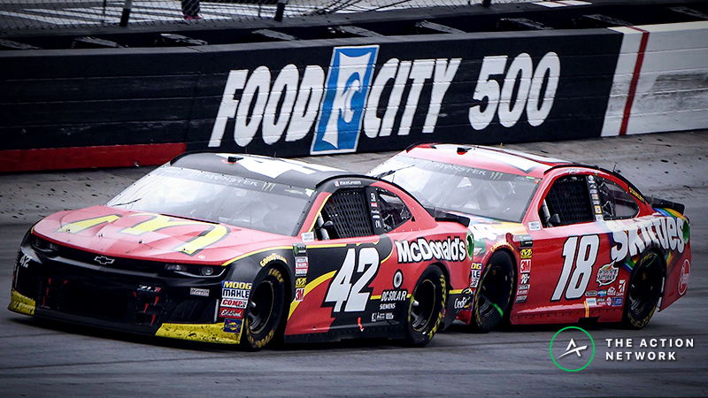 NASCAR Props Challenge Picks for Sunday's Bristol Food City 500 article feature image