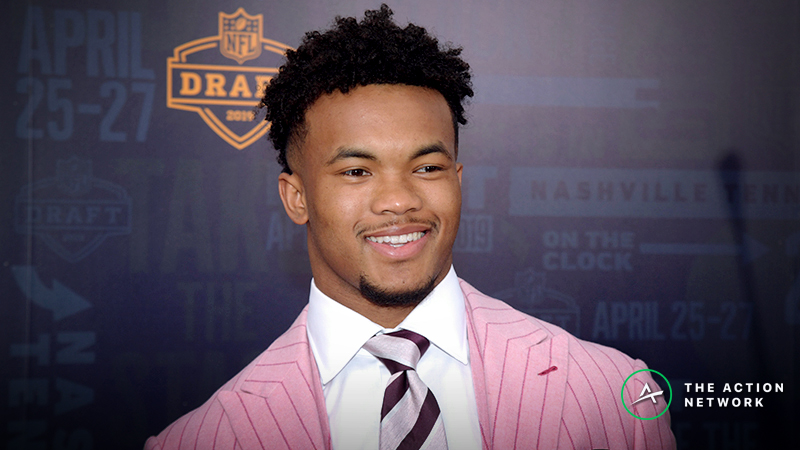 Cardinals Super Bowl 54 Odds Following the Selection of Kyler Murray article feature image