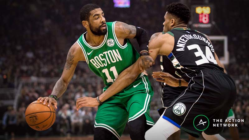 Bucks vs. Celtics Game 1 Betting Preview: Is Milwaukee Getting Too Much Respect? article feature image